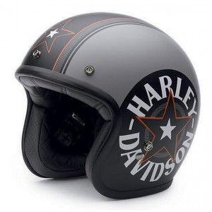 Grey Star Retro 150e Motos Casque Moto Vintage Motos