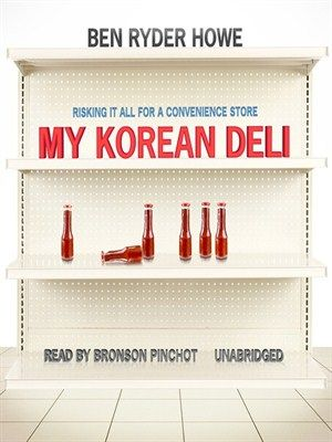 Click this cover for a sample of My Korean Deli.