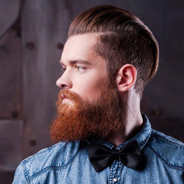 Quelle coupe de cheveux avec barbe longue