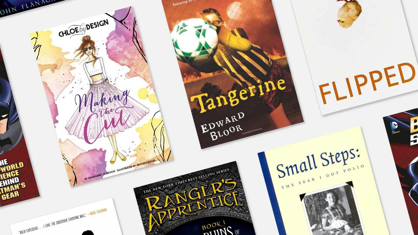 7 Fun Summer Books For Reluctant Readers In Grades 6 8