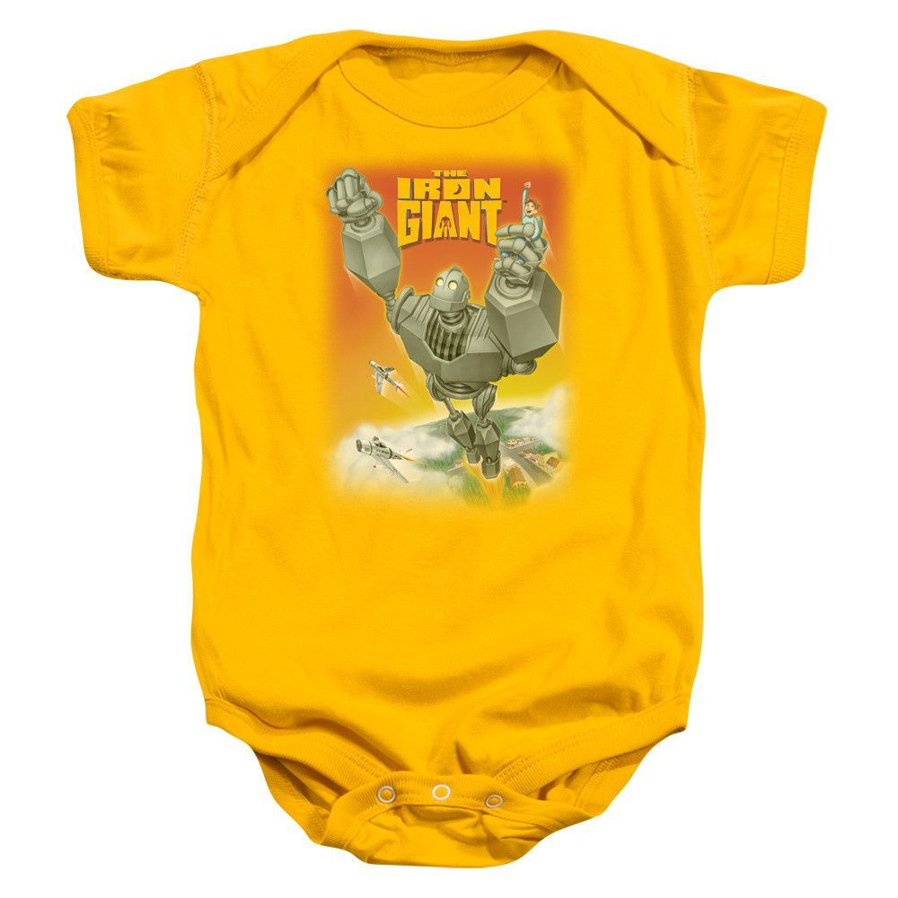 Star Trek Spock Enterprise Baby Snapsuit