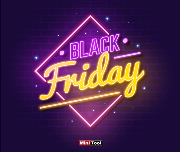 2019 MiniTool Black Friday & Cyber Monday Deals, Giveaway