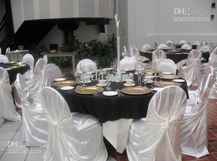 wholesale sashes buy silver self tie chair cover chair bag banquet rh pinterest com