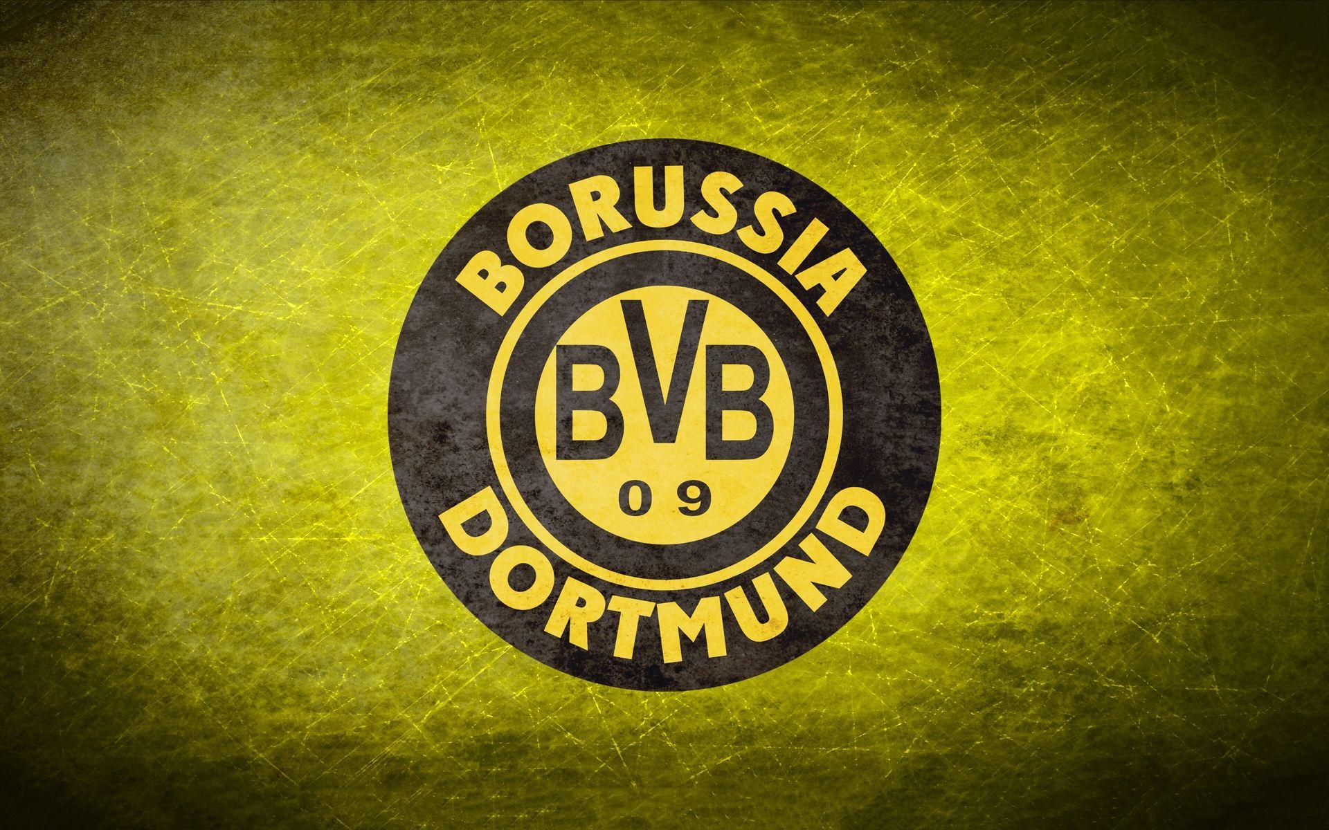 Borussia Dortmund Bvb Logo Dortmund Borussia Dortmund Germany Football