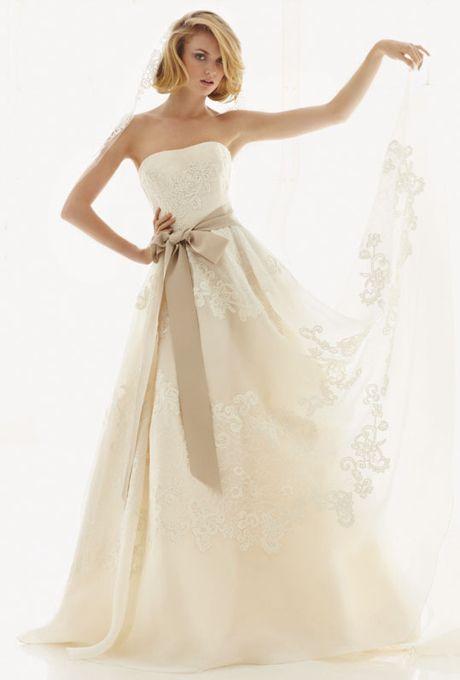 Brides: Melissa Sweet for David\'s Bridal : MS251001 | wedding ideas ...