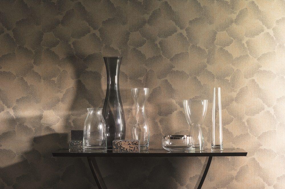 Casamance Cristal Ondine Wallpaper