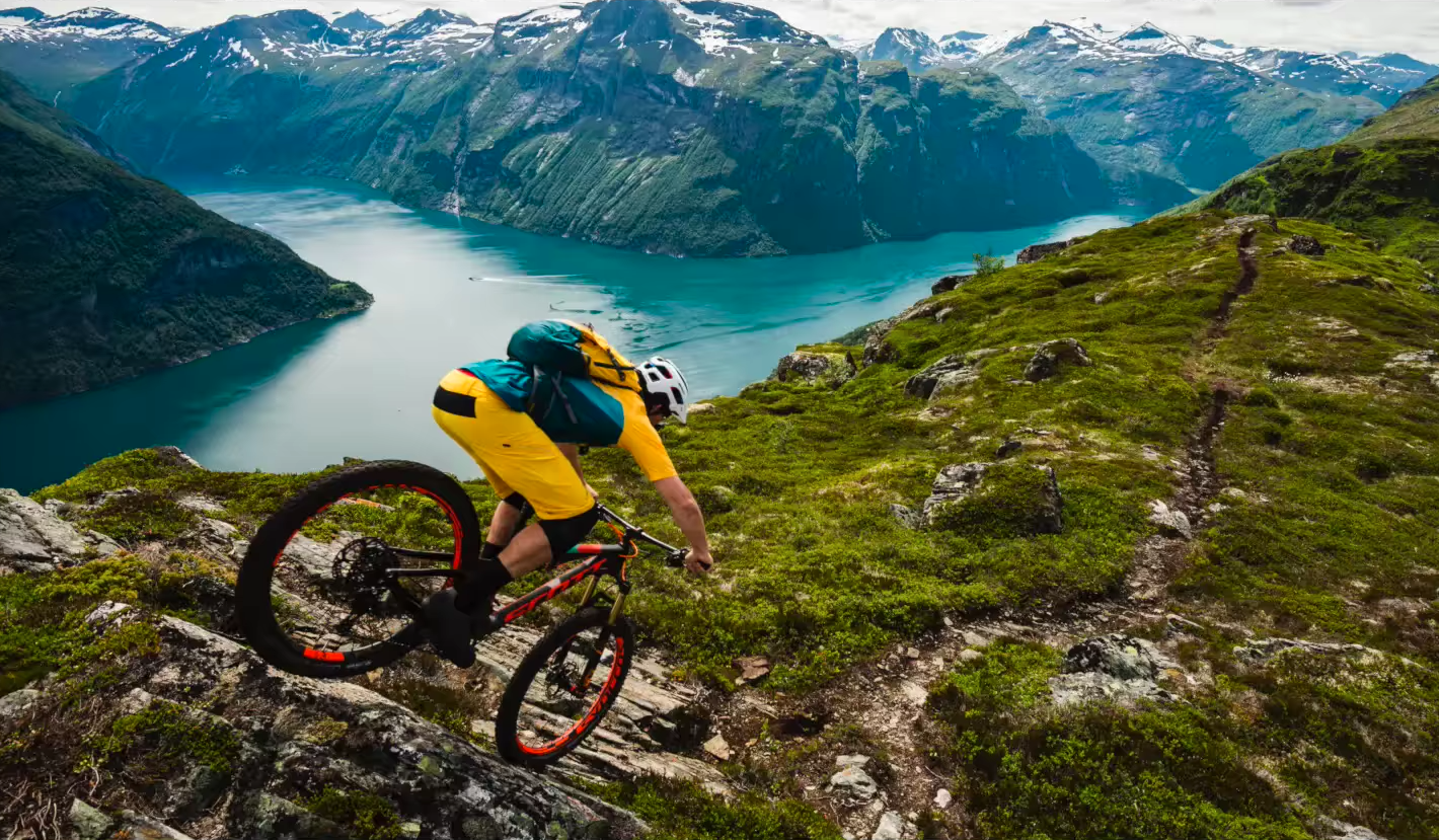 Shooting Norway's Fjords - Photoshoots in Norway: the hard