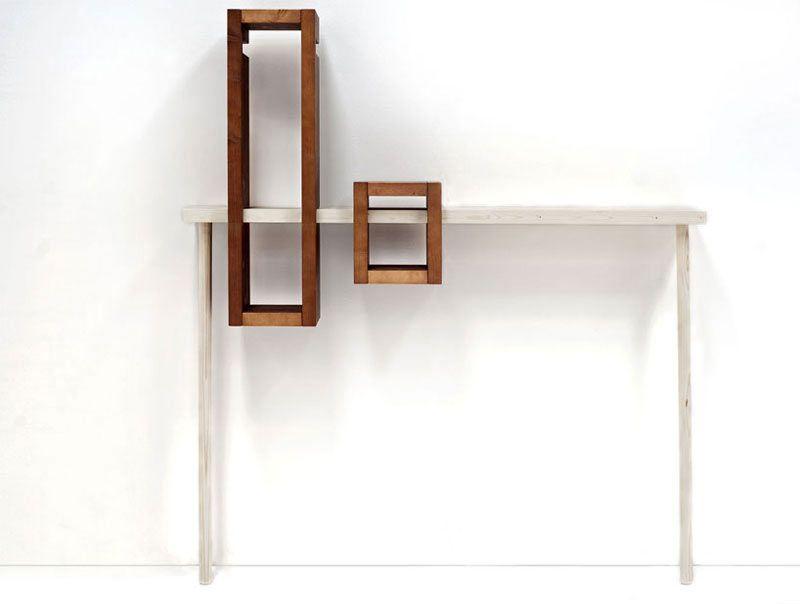 Iggy Console Table Luca Longu Formabilio 2 Design Milk Modular DesignConsole