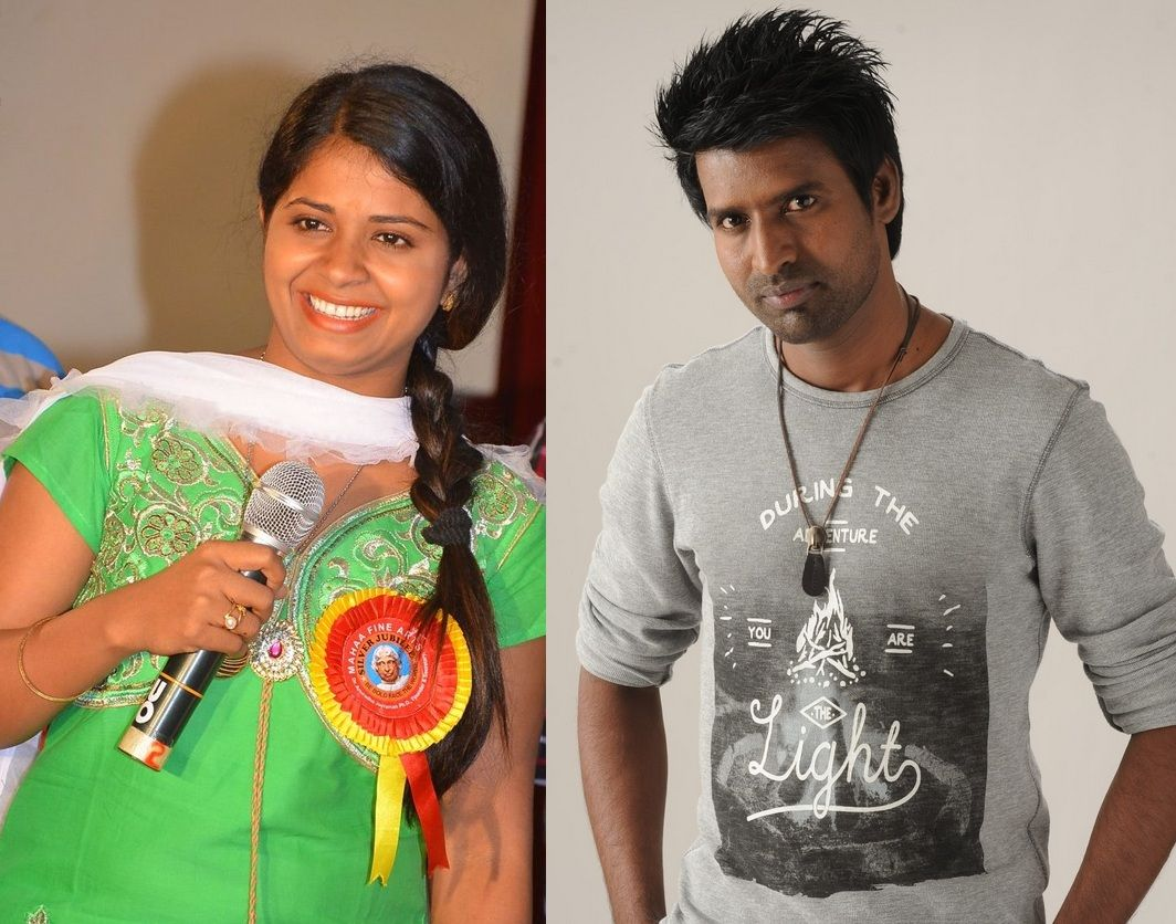 Comedy Actress Madhumitha After Long Gap Pairs Up With Soori In