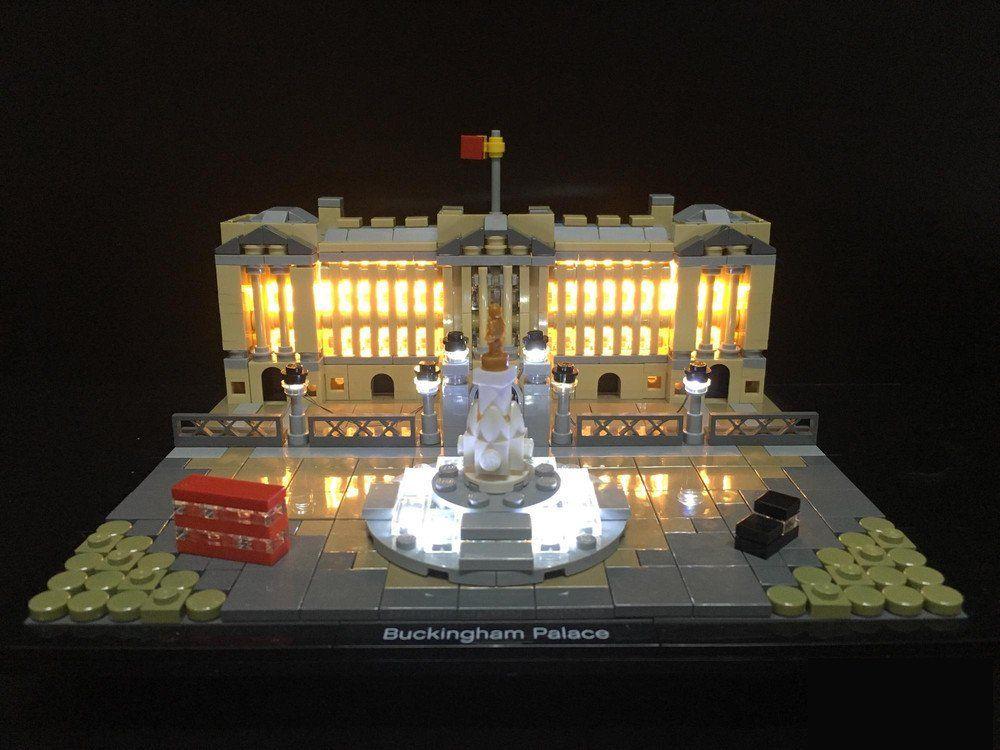 Brick Loot Original LED Lighting kit for LEGO ® Palace Cinema set 10232