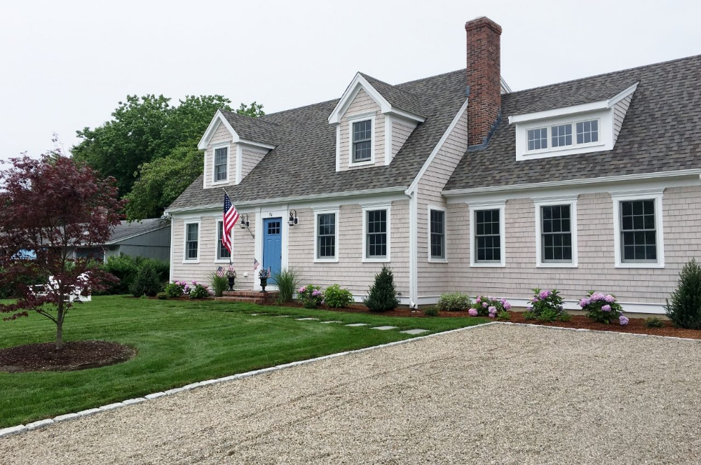 Home Contractors Cape Cod Chatham Full Remodel & Addition Patriot Builders