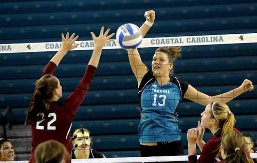 Ccu Vs Usc Usc Volleyball Coastal