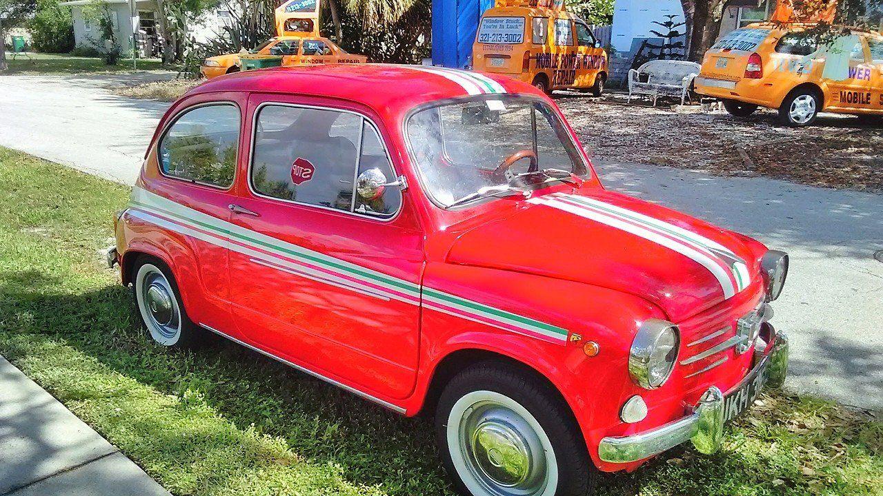 1967 FIAT 600 for sale near Melbourne, Florida 32901