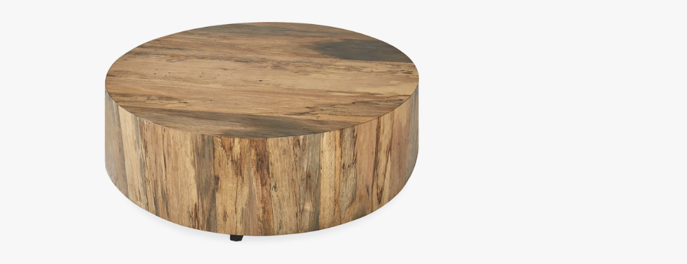 Hudson Coffee Table Joybird Coffee Table Table Wooden Coffee