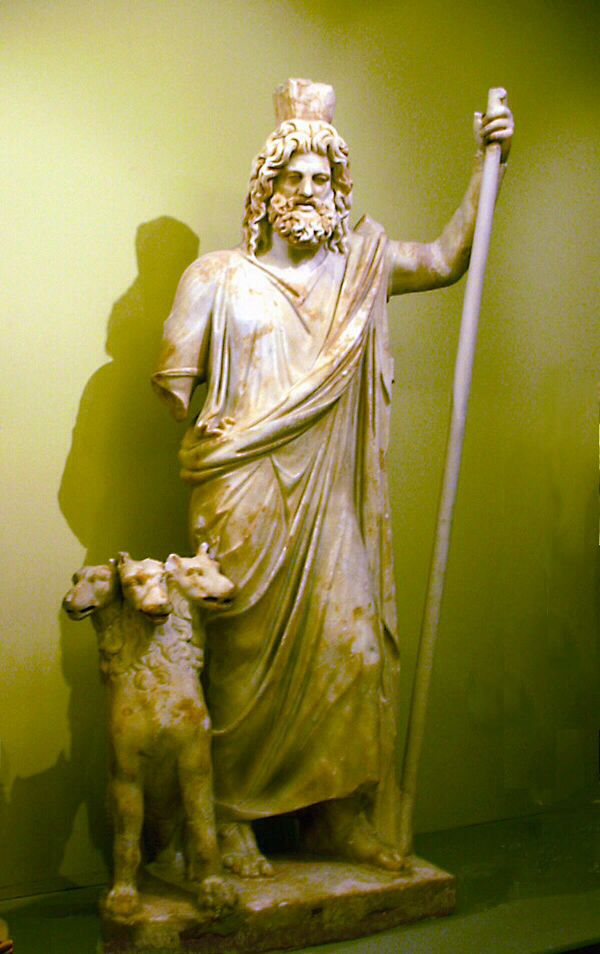 hades pluto abode the underworld symbol cerberus