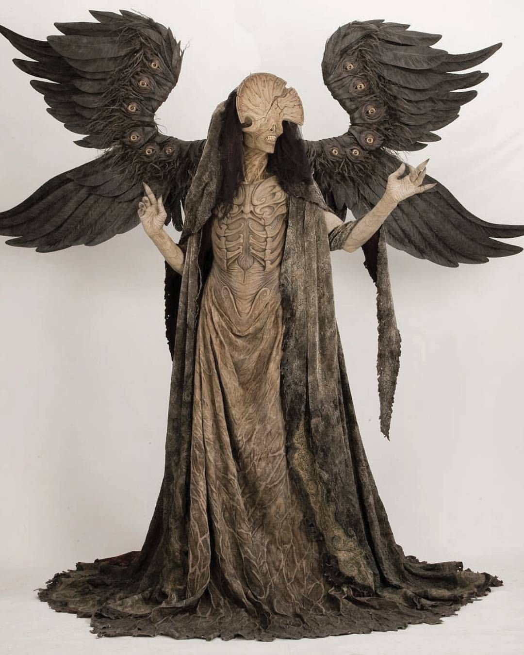 Angel Of Death 2017 april 19 2017 at 05:06pm from betweenmirrors | ink in 2019