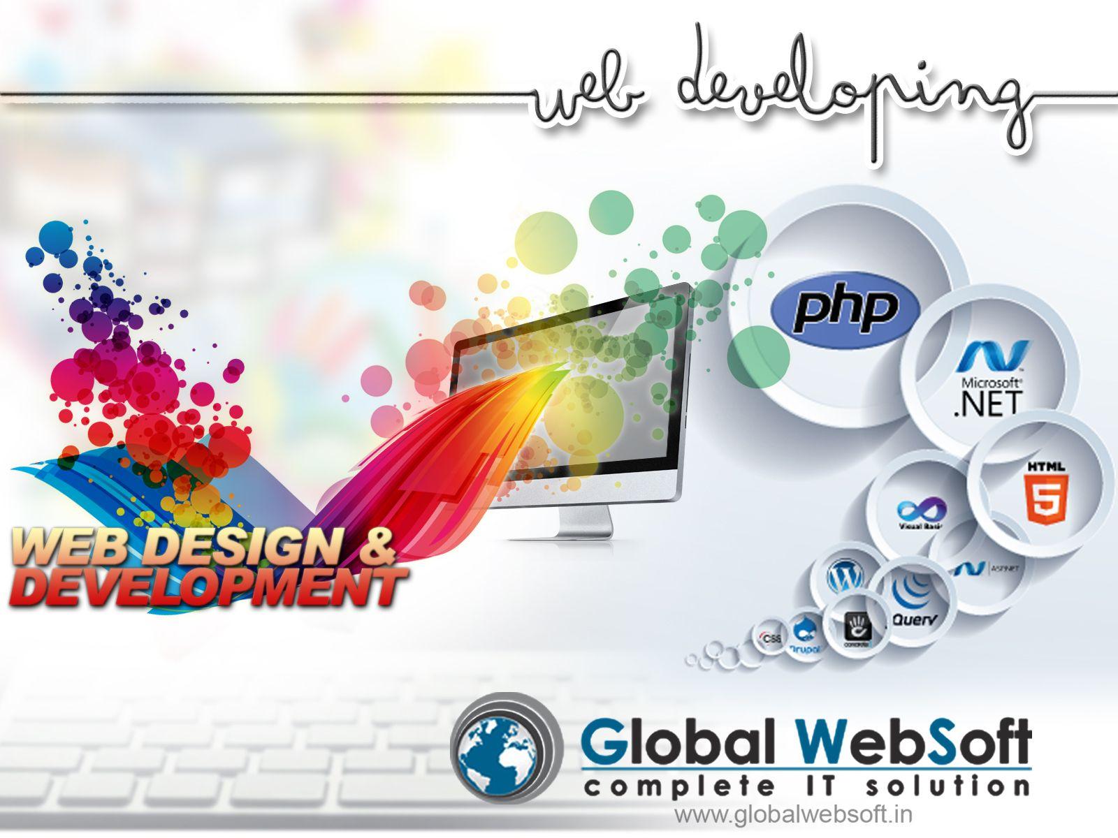 Website Development Website Promotion Web Design Website Designing In Ahmedabad Gujarat India Http W Web Design Company Web Design Website Design