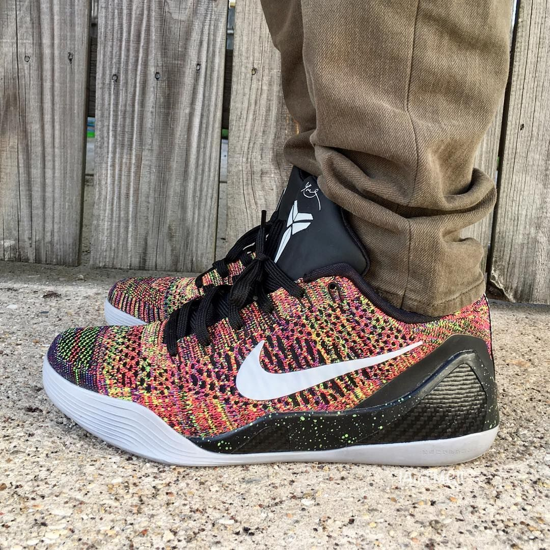 e64c6678cc9 NIKEiD Kobe 9 Elite Low