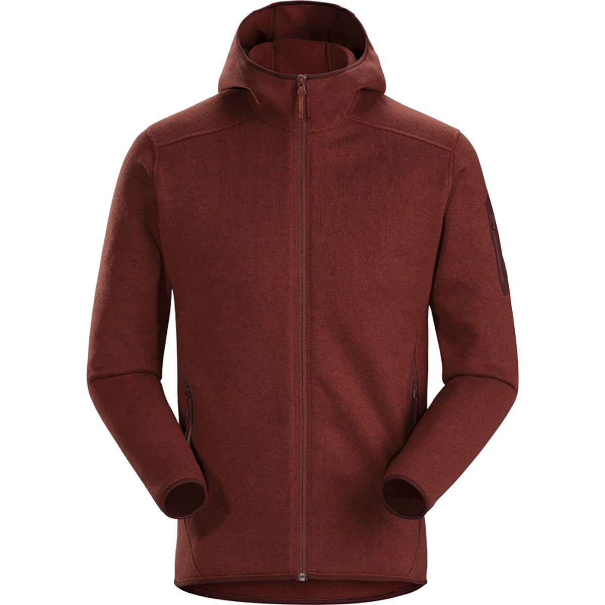 Photo of Arc'teryx Covert Fleece Hooded Jacket – Men's