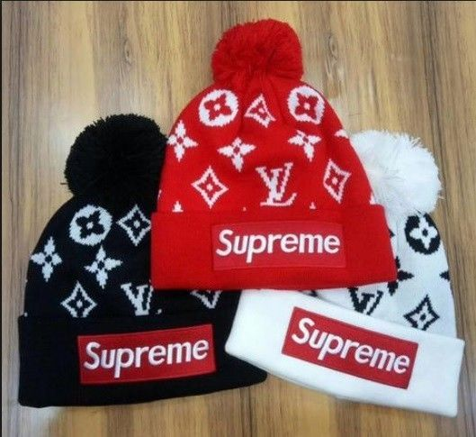 3d61590e684 Supreme BLACK Pom Pom Winter Hat  fashion  clothing  shoes  accessories   mensaccessories  hats (ebay link)