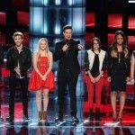 Who is in 'The Voice' Finals?