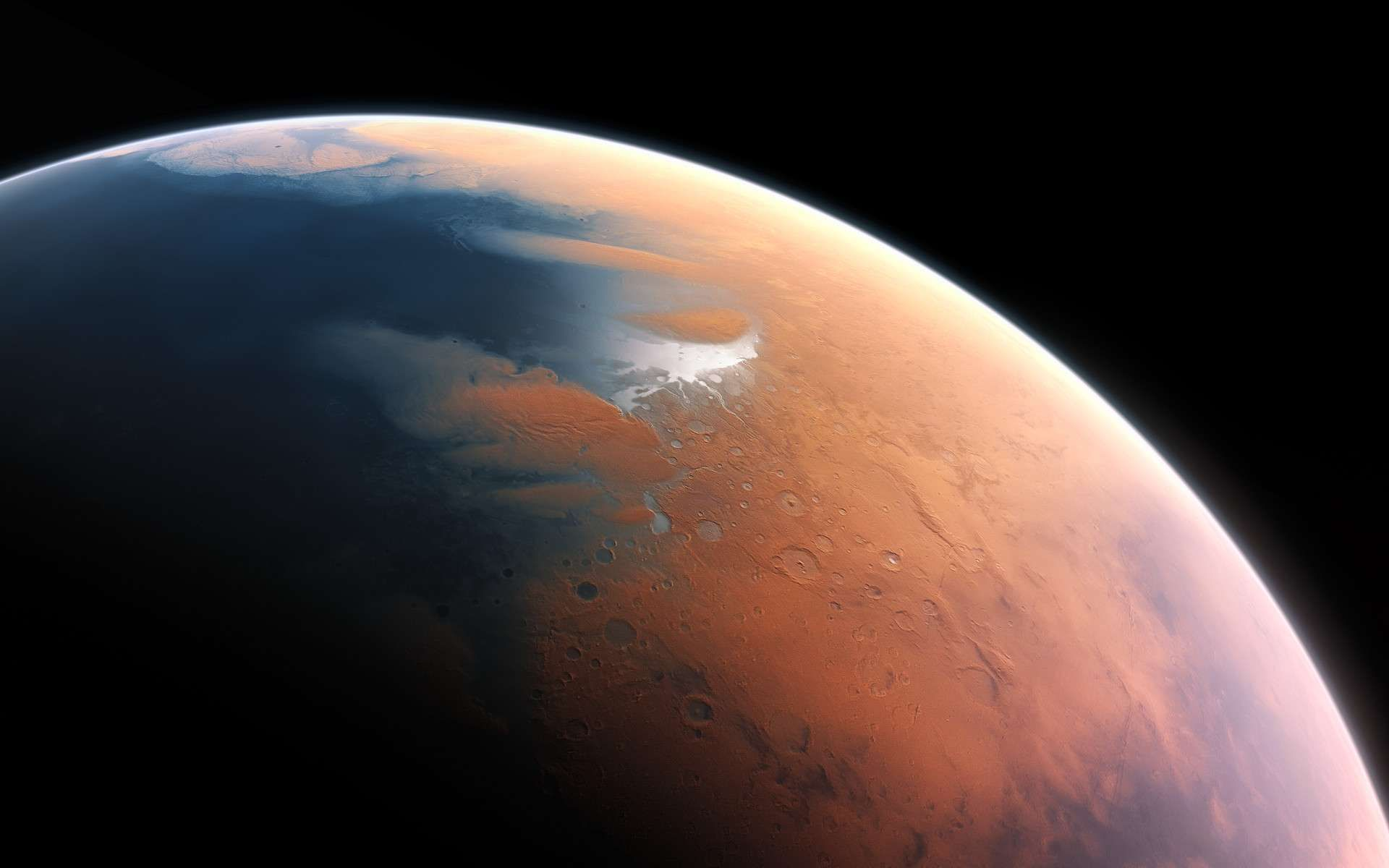 Comme nous l'a appris ces dernières années le rover Curiosity, Mars était habitable moins de 800 millions d'années après sa naissance. Des chercheurs pensent avoir découvert de possibles berceaux...
