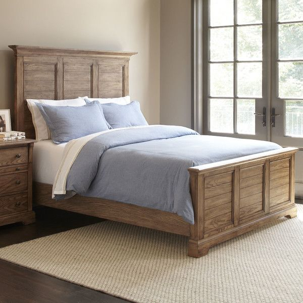 Birch Lane Ethan Panel Bed Birch Lane bedroom Pinterest