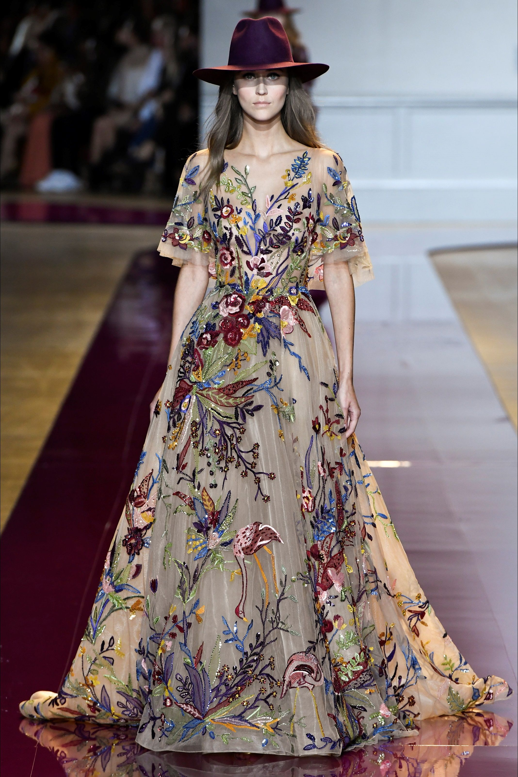 Zuhair Murad Parigi - Haute Couture Fall Winter 2016-17 - Shows ...