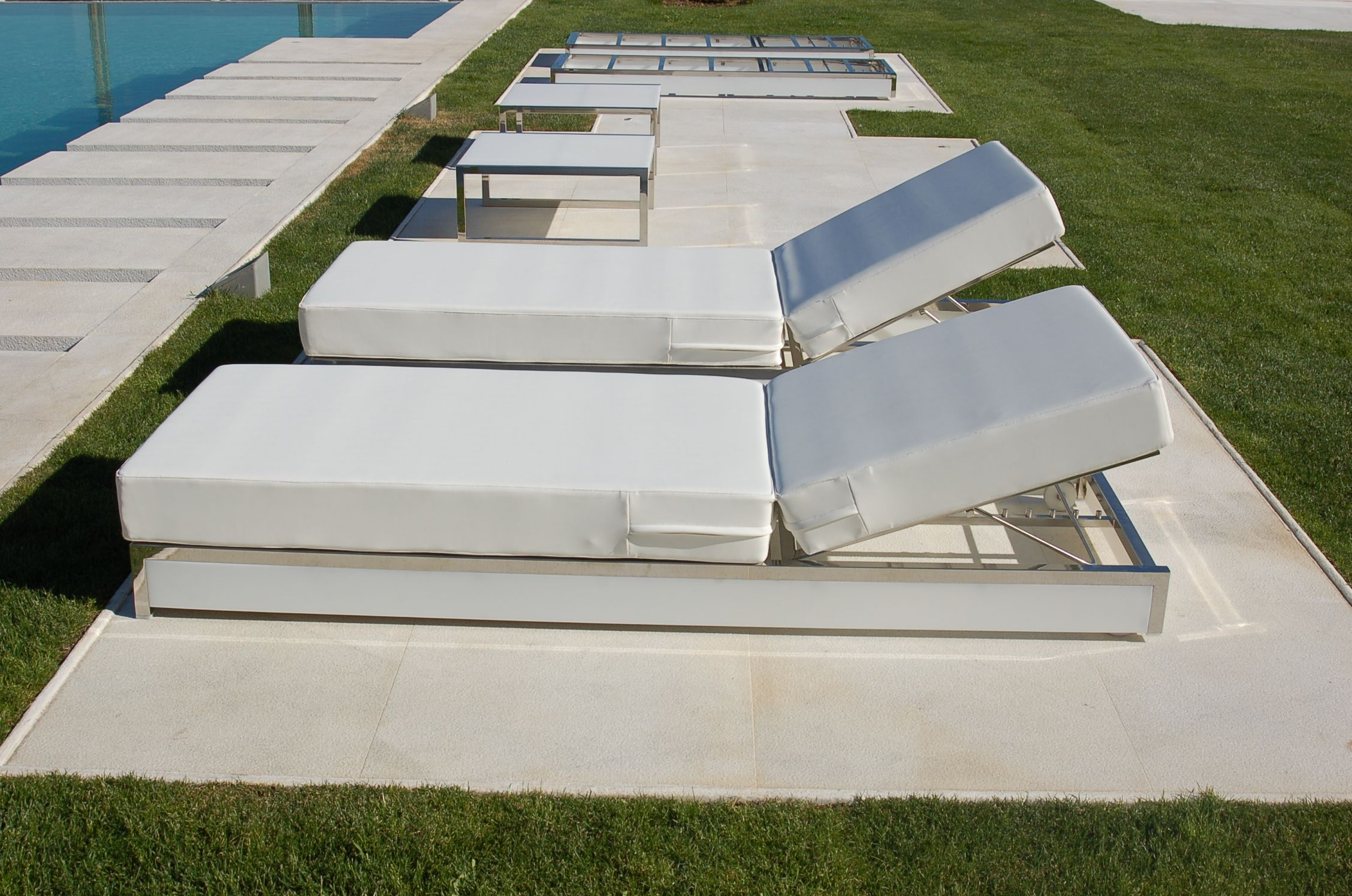 hamacas chill outmuebles de terraza metlicos lacados con pintura al polvo al horno