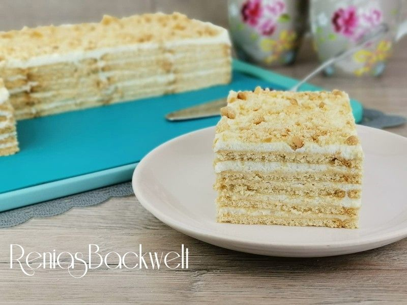 Milchmadchenkuchen Den Liebe Ich Heute Noch Butterkeks Kuchen Ohne Backen Kuchen Und Torten Rezepte Kuchen Ohne Backen