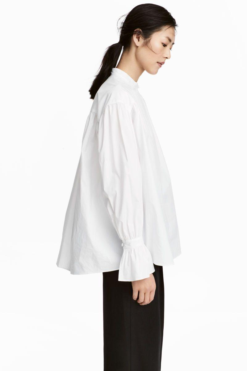 Shirts Blouses Women S Clothing Shop Online H M Us January