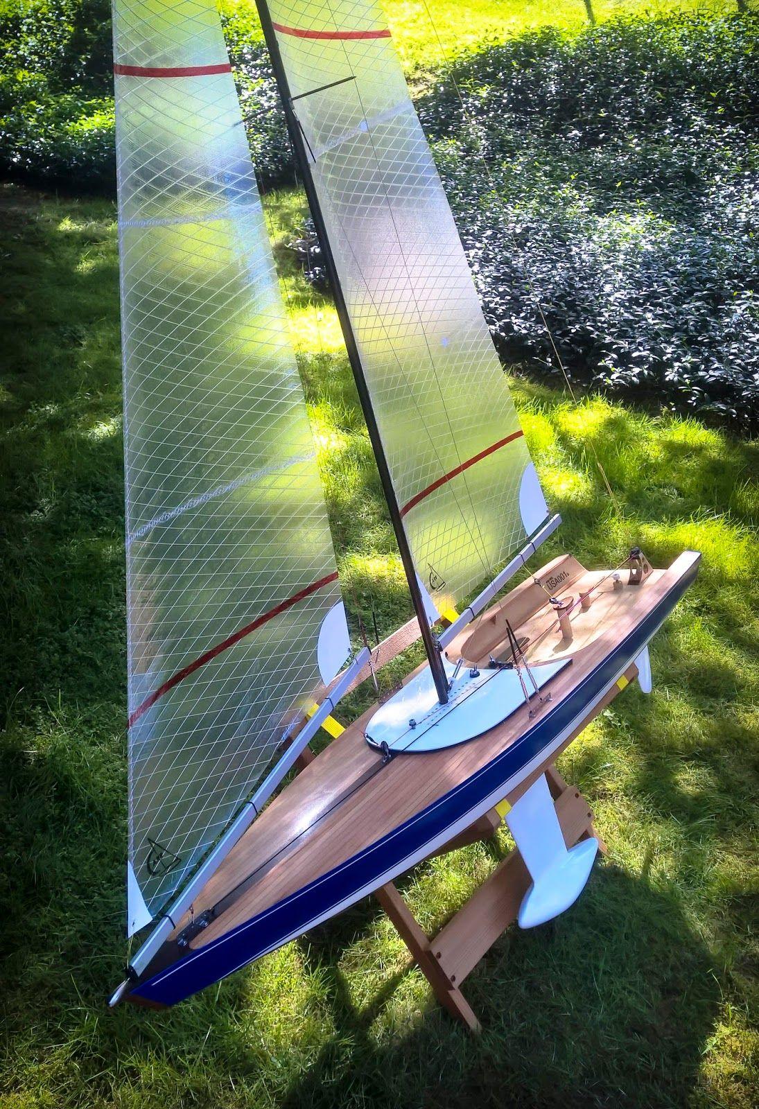 Salish 475 RC Sailboat Star 45 rc sailboat | Rc Sailboat