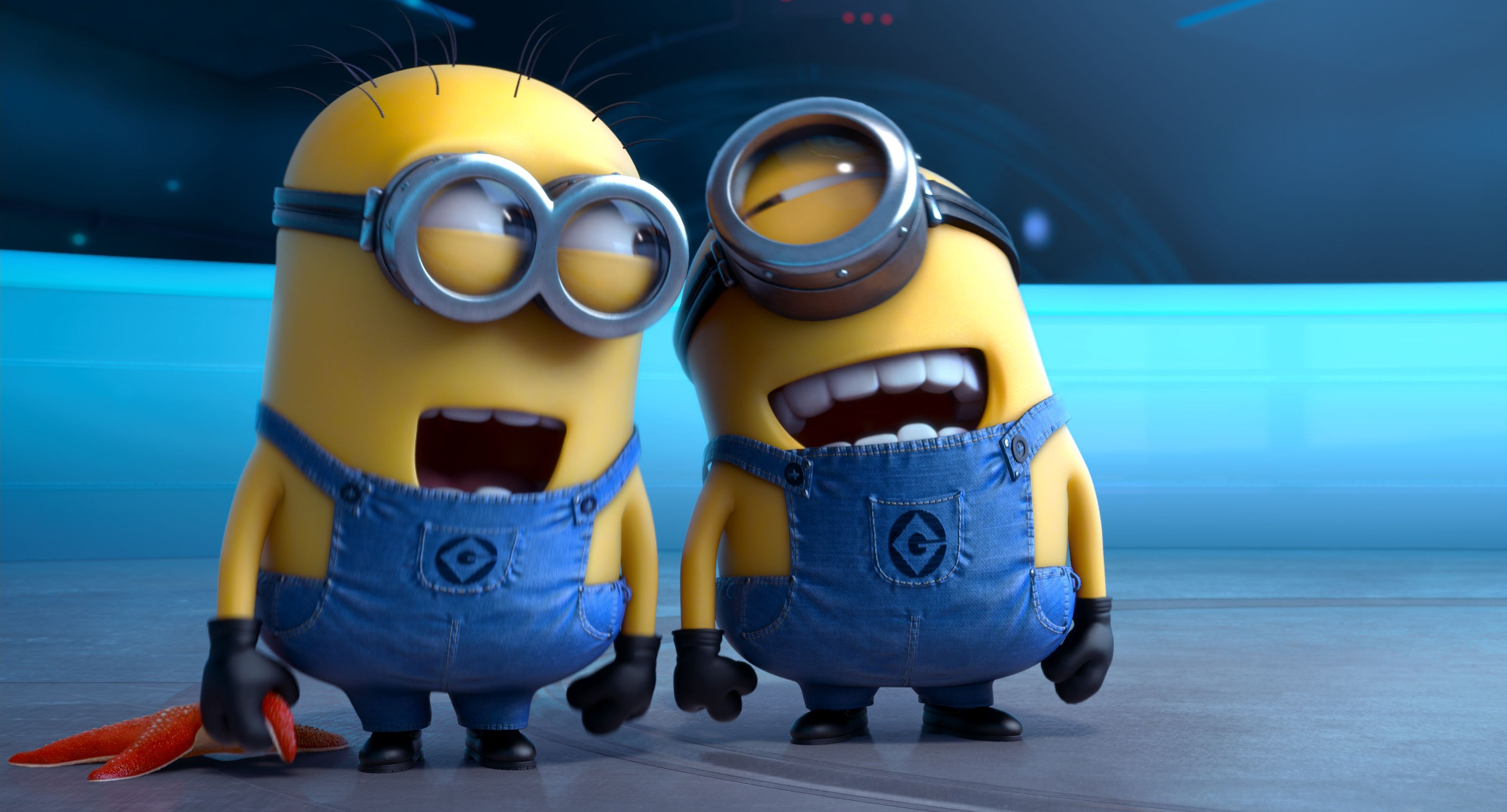 Fun despicable me 2 goodies free ring tones games more - Despicable me minion screensaver ...