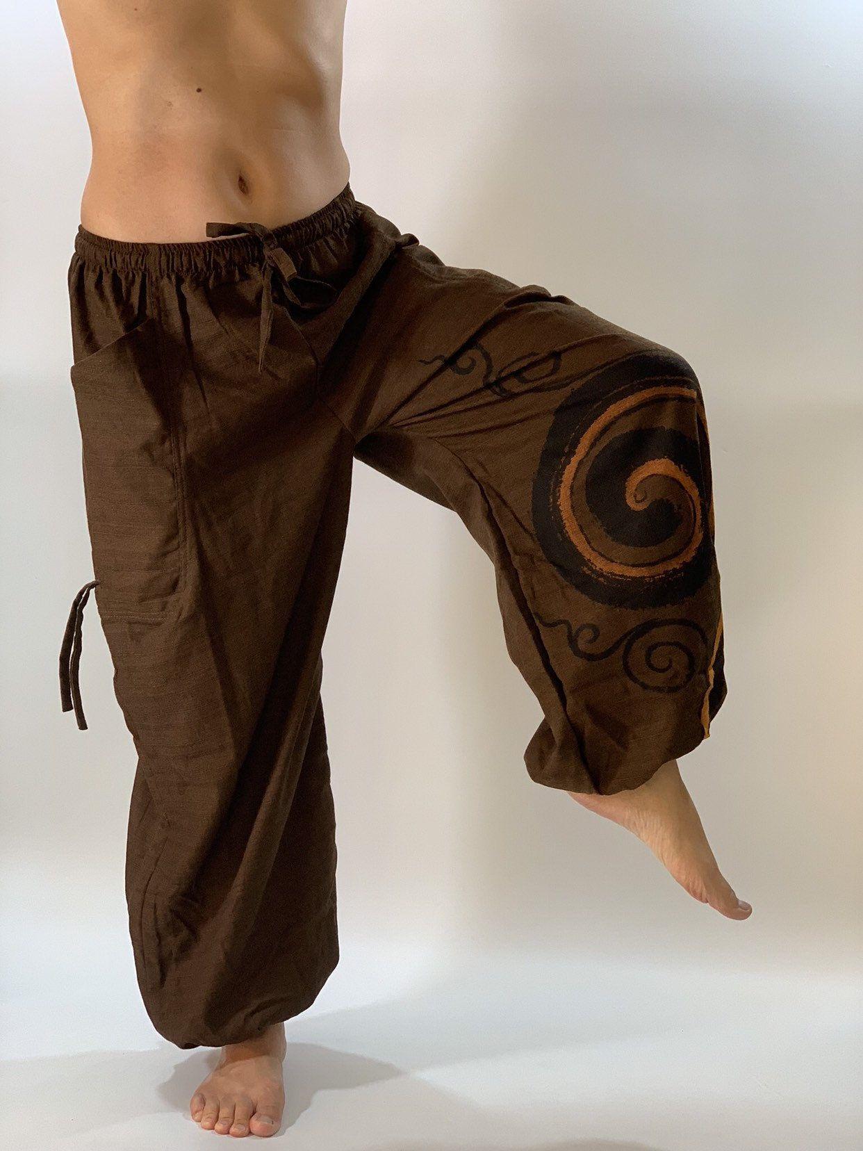 Elephant Lightweight Baggy Stretchy Rayon Harem Yoga Pants Trousers