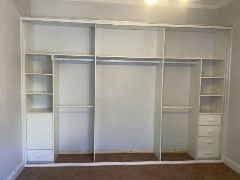 Bedroom closets Pin by Yldz Dedekaya on