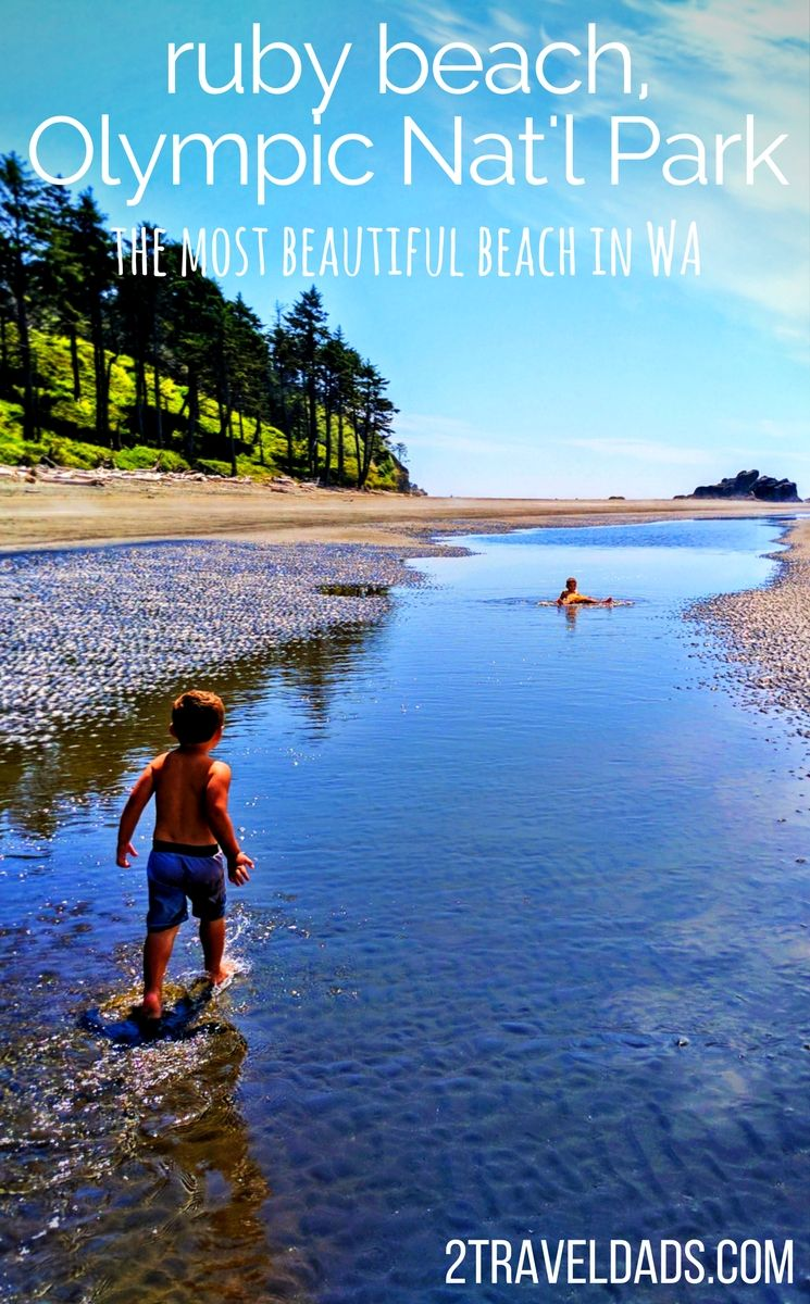 ruby beach at olympic national park the prettiest beach in rh pinterest es