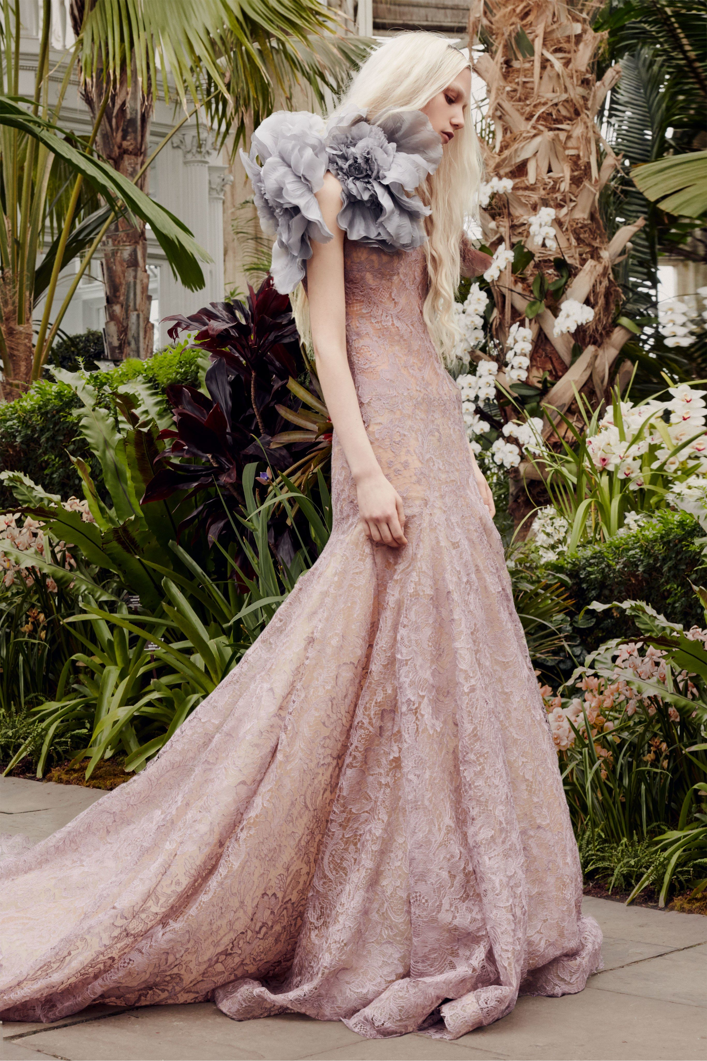 Vera Wang Bridal Spring 2020 Fashion Show Vera wang