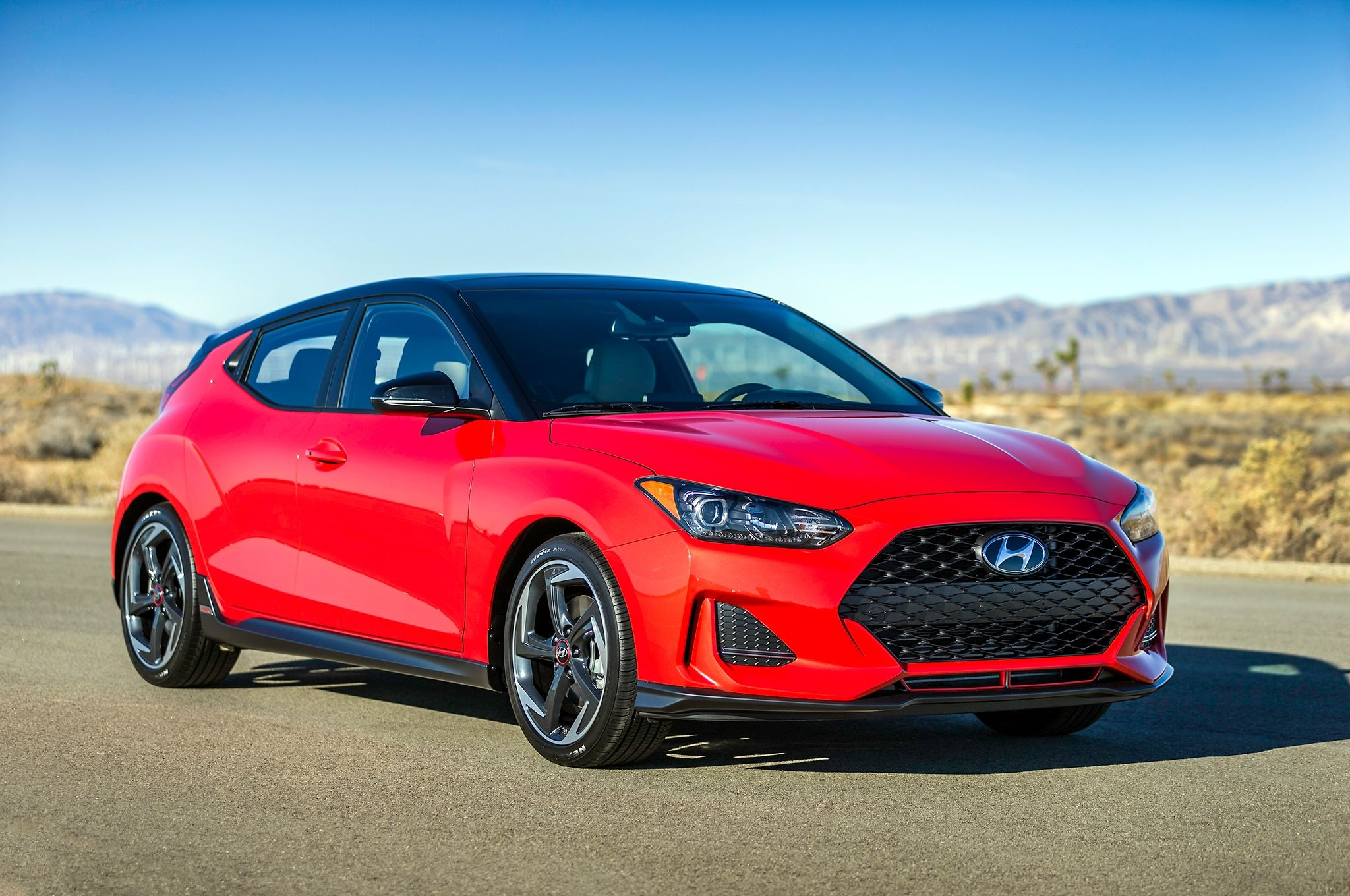 Hyundai Refers To Its Quirky One Plus Two Door 2019 Veloster As A Reverse Halo Vehicle Intending Draw Young Ers In And Get Them Hooked