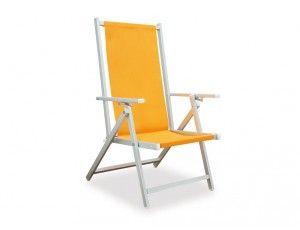 La Sdraia O La Sdraio.Marinella Sdraio Spiaggia Alluminio Outdoor Decor Outdoor