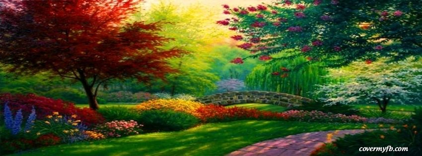 Paradise Painting Facebook Covers Paradise Painting Fb Covers Paradise Painting Facebook Tim Beautiful Nature Wallpaper Hd Nature Wallpapers Nature Wallpaper