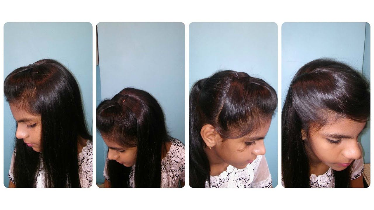4 simple and easy puff hairstyles no teasing no bumpits no