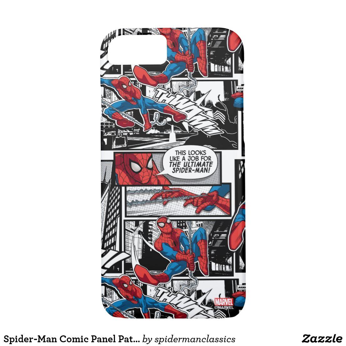 Disney Superheroes Spiderman Unlimited iphone case
