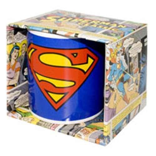 Superman Fashion Disenos De Cajas De Tazas Superman Logo