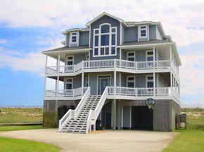 outer banks rentals ocean front rejuvenation hatteras nc cape rh pinterest com