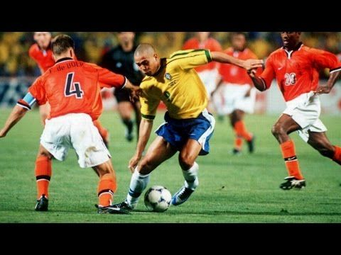 Brasil Vs Netherlands 4 2 7 07 1998 World Cup 1998 Semi Finale Ronaldo World Football Soccer