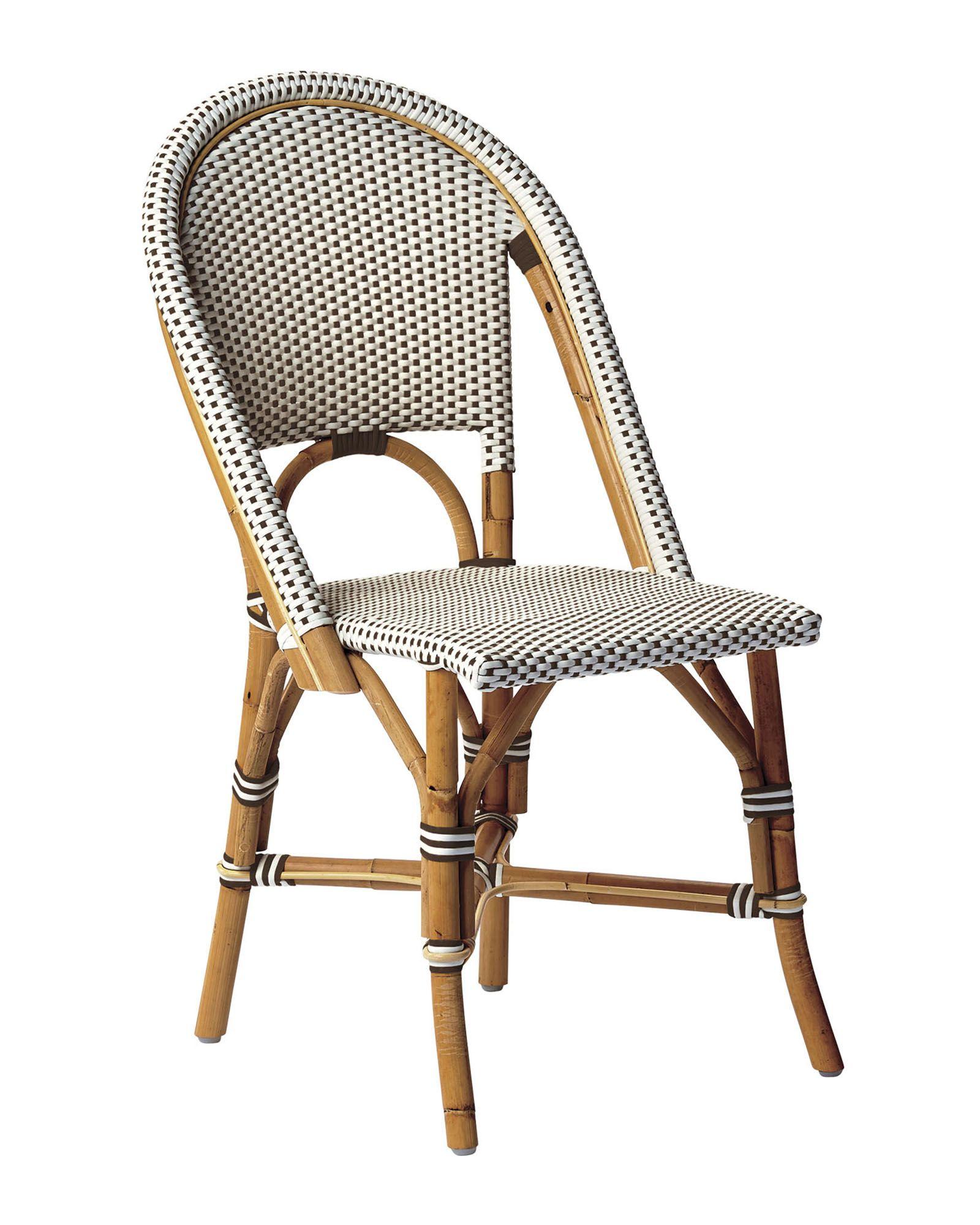 a classic 1930s european bistro chair reinterpreted handcrafted of rh pinterest ca