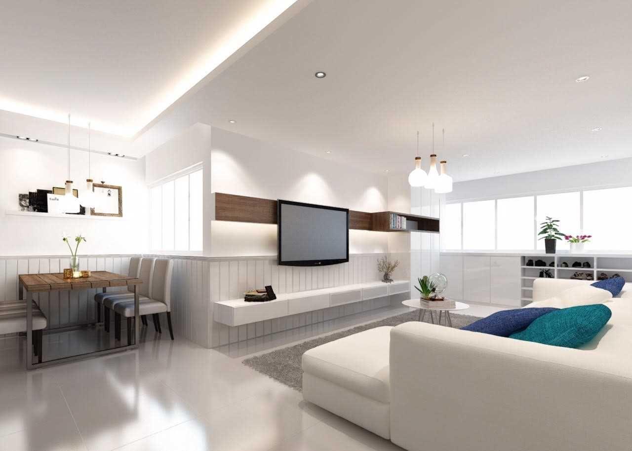 Elegant Interior Design In Singapore