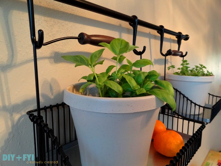 Indoor Kitchen Herb Garden Ideas Part - 23: Diy: Indoor Herb Garden