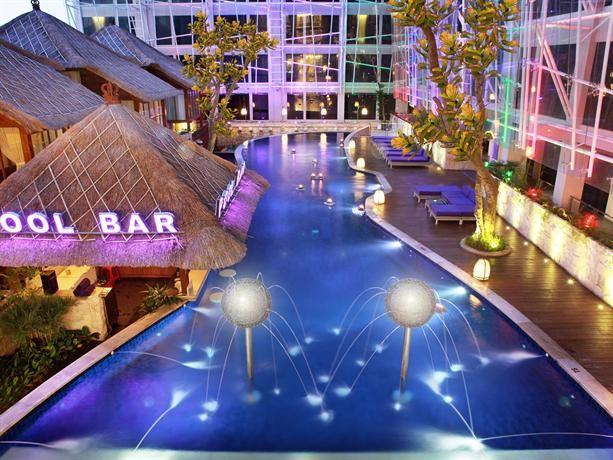 intrepidholidays grand mega resort spa bali bali indonesia rh pinterest com