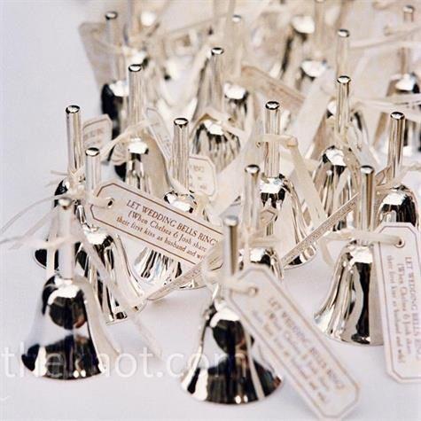 Silver Bells For Great Sound Weddings Wedding Wedding Bells